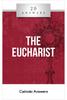20 Answers: The Eucharist (Digital)