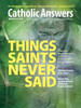 Catholic Answers Magazine - March/April 2018 Issue
