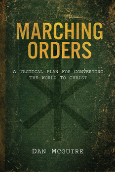 In Marching Orders, Dr. McGuire gives you the virtue-building tools and resources—your weapons for the fight—you need to be a faithful disciple, and a battle-tested plan for turning your faith into evangelism.