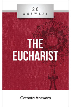 20 Answers: The Eucharist will help you understand the main arguments for and against the Real Presence of Christ in the Eucharist.