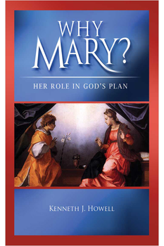 While all Christians -- and even people of other faiths -- agree that Mary is the mother of Jesus Christ, her role beyond this is not as clear.  In Why Mary?, you will come to understand why it is our Christian duty to venerate Mary as both the first Christian and the Mother of our Savior.  From Mary's perpetual virginity to her bodily Assumption into heaven, this guide will provide you with explanations -- drawn from Scripture and Church Tradition -- of the four Marian Dogmas, as well as Mary's role as spiritual Mother of the world.