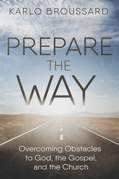 """Sharing the gospel with family and friends (or a stranger on the computer screen) can be challenging enough. When they won't even hear you out, because of all the mental roadblocks they've built up, it's even harder.  In Prepare the Way, Karlo Broussard helps you tackle that essential first step to apologetics and evangelization: getting people to listen with an open mind.  So many in our culture today are trapped behind mental, moral, and personal obstacles that prevent them from even glimpsing God—or considering the claims of Christ and the Church. They may be earnestly seeking truth but infected with relativism. They may be otherwise open to the Good News but think that Christianity is only for people who reject science and hate women. Or perhaps they might listen to what you have to say about Catholicism—if only that religion wasn't so full of ignorance and superstition.  Even our best witness can bounce right off folks like these if we don't prepare the way first, breaking down the barriers and leaving minds and souls free to encounter the truth. So Karlo gives you not just evidence and arguments but step-by step strategies, based on asking the right questions, that you can use—along with prayer and gentle charity—to help them overcome their obstacles and make a straight path for the Lord.  """"Many Catholics are confronted by friends and colleagues with objections not only to the Catholic Church and its moral positions, but also to belief in God and Jesus. Karlo Broussard has prepared a handbook of strategies from contemporary and traditional sources for responding to 34 of the most frequently posed challenges to faith. In these clearly articulated, well-argued strategies, Broussard gives incisive responses that help Catholics to substantiate their own faith while preparing them to give reasonable and responsible answers to many authentic and sophistical objections to it. It is a valuable resource to those interested in contemporary apologetics and the new evange"""