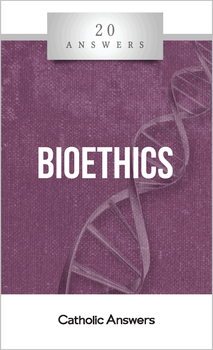 20 Answers: Bioethics tackles the topics where life, science, and morality meet, offering solid guidance that combines the wisdom of authentic Catholic anthropology with a shrewd understanding of the medical and political realities.