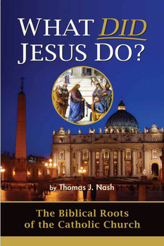 'Who CARES what Jesus did?' This may well be the response of many to the title of this book. Some may shrug it off because of a general disbelief in God, or a refusal to believe that Jesus could actually be the Incarnate Word, i.e., the eternal Son of God who became man. Others may acknowledge that Jesus is an inspiring moral teacher, and yet find some of his hard sayings (Jn. 6:60) too onerous to live and/or far-fetched to accept. Still others may be turned off by a history of bad experiences with professed Christians, and so see Jesus as a polarizing figure. Further, there are Christians who believe in Jesus as their Savior, but who disagree that he founded the Catholic Church. And there can be overlap among these different reasons.  In What Did Jesus Do? Tom Nash seeks to present anew the real Jesus, the Word [who] became flesh (Jn. 1:14) to save all of humanity and to employ his Mystical Bride, the Catholic Church, as his instrument of salvation and life-transforming love (Mt. 16:18-19; Jn. 10:10). Nash makes various biblical and other historical arguments for the perennial relevance of Jesus and his Church, including that anti-Catholicism makes for the strangest of bedfellows, with many unexpectedly finding the devil and his devotees lining up with them against the Church.  As Nash summarizes well, if the Catholic Church were merely a human institution, she would've entered the dustbin of history centuries ago, both because of internal scandals and external persecutions. Instead, 2,000 years after the Resurrection, the Church continues to advance her God-given Great Commission (Mt. 28:18-20).