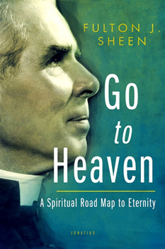 "Why is it, asks Bishop Fulton Sheen, that one hears so often the expression Go to hell! and almost never the expression ""Go to heaven!"" Here, at his most penetrating, challenging, and illuminating best is Bishop Sheen with his answer, in a book that breathes new meaning into the truths about heaven and hell, and new life into the concepts of faith, tolerance, love, prayer, suffering, and death.  Beginning with ""The First Faint Summons to Heaven,"" Sheen shows how unpopular it is today to be a true Christian, and describes the struggle for living our faith amid the disorders of our times.  Keenly aware of evil in the myriad forms it takes in today's world, Bishop Sheen writes about the constant battle man faces with the ""seven pallbearers of character"" - pride, avarice, envy, lust, anger, gluttony and sloth - linking them with the corrosive forces that never cease in their attacks on the Church and those who earnestly desire to be serious Christians.  In Go to Heaven, a great spiritual teacher and writer, deeply aware of the human and spiritual conflicts being waged in the world, shows us the way to heaven in a most eloquent book, encouraging the reader to choose heaven now, and to understand the ""reality of hell."""