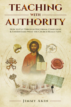 Teaching with Authority isn't about understanding specific teachings of the Faith (even the complicated and misunderstood ones) but rather about understanding Catholic teaching itself. Where does the Church's teaching authority come from? How do we weigh dogmas versus practices, doctrines versus disciplines, conciliar declarations versus papal interviews? How do we sort through the many kinds of ecclesial documents and determine their relative authority and relevance?