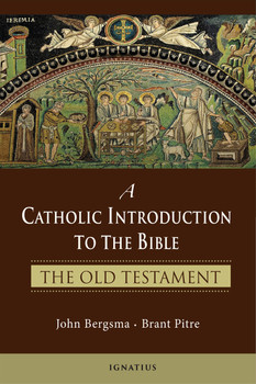 Although many Catholics are familiar with the four Gospels and other writings of the New Testament, for most, reading the Old Testament is like walking into a foreign land. Who wrote these forty-six books? When were they written? Why were they written? What are we to make of their laws, stories, histories, and prophecies? Should the Old Testament be read by itself or in light of the New Testament?  John Bergsma and Brant Pitre offer readable in-depth answers to these questions as they introduce each book of the Old Testament. They not only examine the literature from a historical and cultural perspective but also interpret it theologically, drawing on the New Testament and the faith of the Catholic Church. Unique among introductions, this volume places the Old Testament in its liturgical context, showing how its passages are employed in the current Lectionary used at Mass.  Accessible to nonexperts, this thorough and up-to-date introduction to the Old Testament can serve as an idea textbook for biblical studies. Its unique approach, along with its maps, illustrations, and other reference materials, makes it a valuable resource for seminarians, priests, Scripture scholars, theologians, and catechists, as well as anyone seeking a deeper understanding of the Bible.