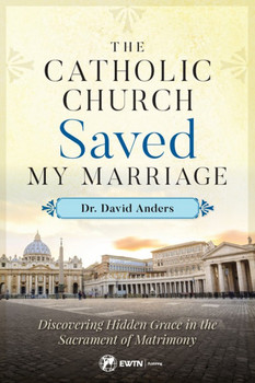 """The Catholic Church saved my marriage and, quite possibly, my life.""  So begins David Anders in this remarkably forthright book. In it, David reports that by the early 2000s, his marriage was so painful he actually longed for death. It wasn't simple incompatibility; he and his wife had just one thing in common: contempt for each other.  Today, David and his wife are happy together – not because of marriage therapy, but because they came to know and fully embraced the Catholic Church's teachings on marriage.  Many people who encounter such teachings are shocked by their rigor. Yet the Church offers much more than rules about sexual restraint; she offers a way to make marriage into something supernatural, even mystical.   Here Dr. Anders shares his personal discovery of the Church's teaching on marriage and offers a robust defense of the Church's most controversial teachings, including divorce, remarriage, gay marriage, and contraception.  With the Church's teachings and the writings of the saints as his guide, he also offers practical, time-tested ways to improve your marriage, such as how to live in peace despite an unhappy marriage, the value of suffering, and ways to overcome your reluctance to forgive grave offenses.  In a culture that breaks apart marriages and undermines human dignity, Dr. David Anders offers a hope-filled alternative for those who live moral and spiritual lives in union with Christ and His Church."