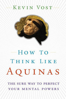"About St. Thomas Aquinas, Pope John XXII said:  ""A man can derive more profit in a year from his books than from pondering all his life the teaching of others.""  And Pope Pius XI added:  ""We now say to all who are desirous of the truth: 'Go to St. Thomas.' ""  But when we do go to Thomas – when we open his massive Summa Theologica or another of his works – we're quickly overwhelmed, even lost.  If we find him hard to read, how can we even begin to ""think like Aquinas?""  Now. with How To Think Like Aquinas, comes Kevin Vost — armed with a recently rediscovered letter St. Thomas himself wrote – a brief letter to young novice monk giving practical, sage advice about how to study, how to think, and even how to live.  In this letter written almost 800 years ago, St. Thomas reveals his unique powers of intellect and will, and explains how anyone can fathom and explain even the loftiest truths.  Vost and St. Thomas will teach you how to dissect logical fallacies, heresies, and half-truths that continue to pollute our world with muddy thinking. Best of all, you'll find a fully-illustrated set of exercises to improve your intellectual powers of memory, understanding, logical reasoning, shrewdness, foresight, circumspection, and practical wisdom.  You'll also learn:      The four steps to training your memory     How to know your mental powers – and their limits     Why critical thinking alone is insufficient for reaching the truth     Twenty common fallacies – and how to spot them     The key to effectively reading any book     How to set your intellect free by avoiding worldly entanglements     How to commit key truths to memory  Pius XI called St. Thomas Aquinas the ""model"" for those who want to ""pursue their studies to the best advantage and with the greatest profit to themselves."" Leo XIII urged us all to ""follow the example of St. Thomas."" Over the centuries, dozens of other popes have praised him.  Surely it is time to listen to these good men, time to ""go to Thomas,"" to learn to think like him, and, yes, even to live like him."