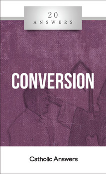 20 Answers: Conversion offers a personal guide to the ins and outs of becoming Catholic, from someone who has been there himself. Whether you're new to the Church, thinking of becoming Catholic (or know someone who is), or just want to learn more about how Catholicism works, you'll find the answers you're looking for right here.