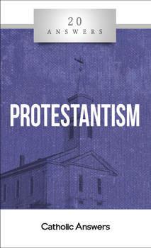 20 Answers: Protestantism gives you a perfect beginner's guide to the historical roots of Protestantism, its liturgical and doctrinal flavors, and its impact on the evolution of global (and especially American) Christian culture. Most of all, it offers proven advice for finding common ground with Protestants while sharing your own Catholic faith.