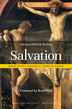 "At every Sunday Mass, Catholics confess that Jesus came down from heaven ""for us men and for our salvation.""  But what does ""salvation"" mean? In this robust and accessible book, Scripture scholar and theologian Michael Patrick Barber provides a thorough, deeply Catholic, and deeply biblical, answer.  He deftly tackles this complex topic, unpacking what the New Testament teaches about salvation in Christ, detailing what exactly salvation is, and what it is not. In easy and readable prose, he explains what the Cross, the Church, and the Trinity have to do with salvation.  While intellectually stimulating, Salvation: What Every Catholic Should Know is deeply spiritual, and at its core is the salvific message that God is love, and his love is one of transformation and redemption."