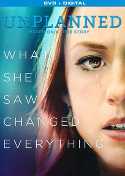 A film that speaks to one of the most polarizing topics of our day. Unplanned brings us an eye opening look inside the abortion industry from a woman who was once its most passionate advocate.  After reading Abby Johnson's best selling book of the same title, the writers were moved to bring this inspiring true story to the big screen, giving voice to a woman who has been on both sides of the abortion debate.  Unplanned is the most important movie you'll ever see on the most controversial issue of our time. No matter which side of the fence you're on, no one will leave this film unmoved by Abby's journey. Rated R. English and Spanish audio. English SDH and Spanish subtitles . Approx. 106 minutes.