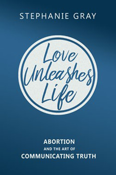 Love Unleashes Life: Abortion and the Art of Communicating Truth is a practical book designed to train readers how to have compelling and compassionate encounters when discussing abortion.    Applying the methods of asking questions and telling stories, it engages and equips readers to provide a strong intellectual case for the pro-life message, as well as to reach those who have wounded hearts.