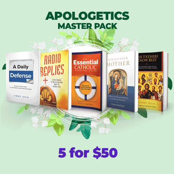 Apologetics Reference Master Pack! - 5 Great Titles For Just $50
