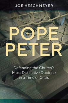 In Pope Peter, Joe Heschmeyer says that papal flaws are an opportunity to understand what the papacy really means, not to abandon it (or the Church). Drawing deeply on the scriptural and historical witness, he offers a thorough but accessible defense of the papal office and an edifying picture of the extent—and limits—of its authority.