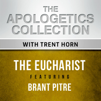 Trent Horn and Dr. Brant Pitre use Scripture and Tradition as they discuss how to to defend the Catholic teachings about the Eucharist