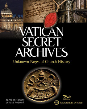 This latest book by the internationally acclaimed investigative journalism team is their most intriguing work to date.   For Vatican Secret Archives they had access to one of the most guarded institutions in the world - the Vatican Secret Archives.The authors tell of its turbulent history and its unique documents, familiarizing us with the real stories behind the most controversial events in the Church's history including: the Knights Templar trial, the Crusades, the Inquisition, the Galileo Galilei trial, Pius XII's attitude towards the Holocaust, and much more.  In addition to preliminary archival research, they traveled to several countries, visiting places described in the documents, and met with numerous historians and experts. This brilliantly written book, illustrated with stunning photographs, is the result of several years' work. It is highly recommended reading for all those interested in historical riddles concerning events of major importance.  Based on extensive factual material, the book debunks numerous unjust stereotypes, black legends and distortions that have accumulated over the centuries about Catholicism.