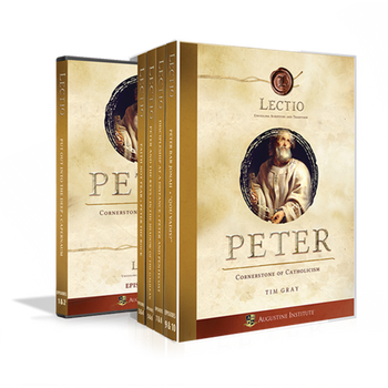 Lectio: Peter (DVDs)