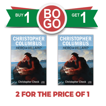Buy One, Get One Free - Christopher Columbus: Hero or Villain?