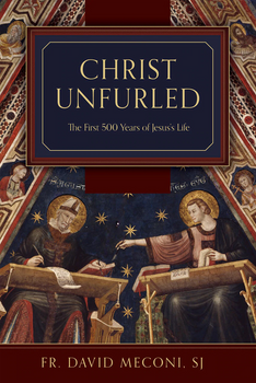 In Christ Unfurled, Father David Meconi tells the exciting story of, as the subtitle says, the first 500 years of Christ's life. How can that be, readers may ask, if Christ lived only 33 years on earth. Therein lies the uniqueness of Meconi's approach to this history.  In these pages, he shows how the early Christians understood the Church not as a set of teachings or even as one more religion among many, but as the extension of Christ himself. The Church is ultimately the deifying union between Christ the Head and his sanctified members.  Just as the Lord unfurls himself into the Eucharist, Jesus Christ also extends his divinely human presence into his Mystical Body, the Church. By focusing on the development of the early Church and the first 4 ecumenical councils in particular, these pages trace that development over the first 500 years of Jesus's life on earth.