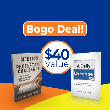 Buy A Daily Defense And Get Meeting The Protestant Challenge Free!