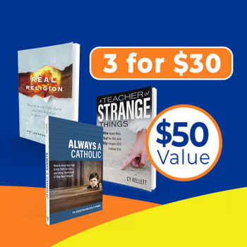Catholic Answers 2021 New Release Pack - 3 for $30