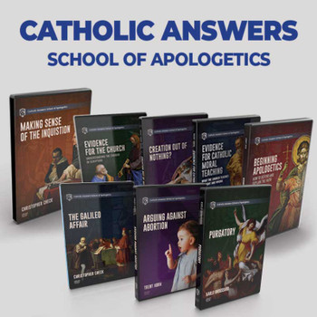 School of Apologetics Online Courses: Special Online Course Package 3: Courses 1 - 8