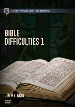 Catholic Answers School of Apologetics: Bible Difficulties 1 Home Course - DVD/Workbook