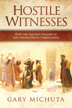 With his book, Hostile Witnesses: How the Historic Enemies of the Church Prove Christianity, renowned author Gary Michuta introduces you to a veritable rogues' gallery of the historic opponents of the Church, beginning with those recorded in the New Testament. He flings open a treasure chest of little-known quotations from the enemies of the Faith and shows how they unwittingly testify to its truth.