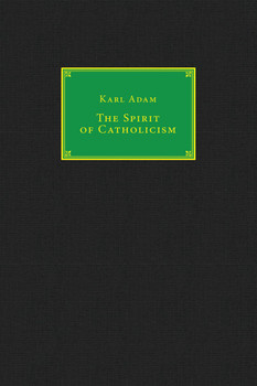 One of the greatest works of popular ecclesiology ever written, The Spirit of Catholicism describes how the Church's core identity—the communion of saints united in Christ's mystical body—informs Catholic doctrine and practice.