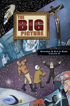 Guess what? Brendan And Erc Are Back! And now in The Big Picture, a brand new adventure with high-quality full-color illustrations and a story line that's easy to follow they come face-to-face with the Drama and Mystery of God's plan for the salvation of the world.