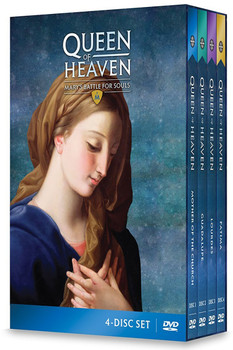 Queen Of Heaven: Mary's Battle For Souls (DVD)