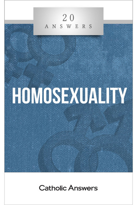 20 Answers: Homosexuality