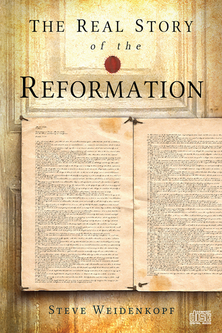 The Real Story of the Reformation (Digital)