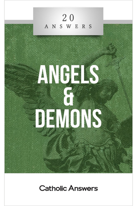 20 Answers: Angels and Demons (Digital)