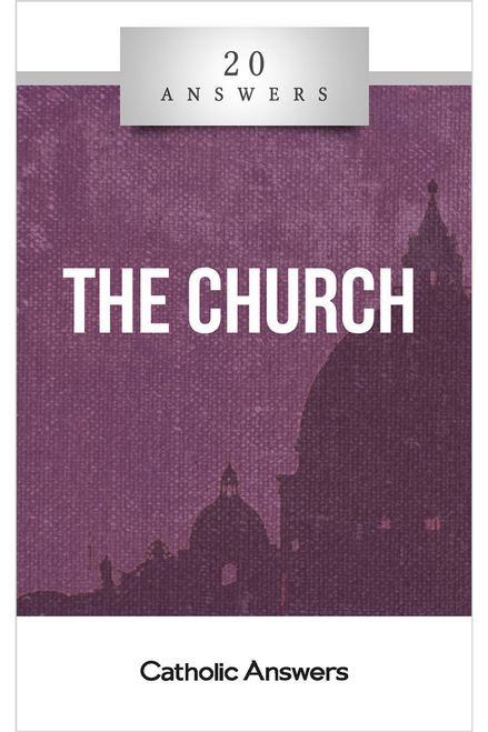 20 Answers: The Church (Digital)