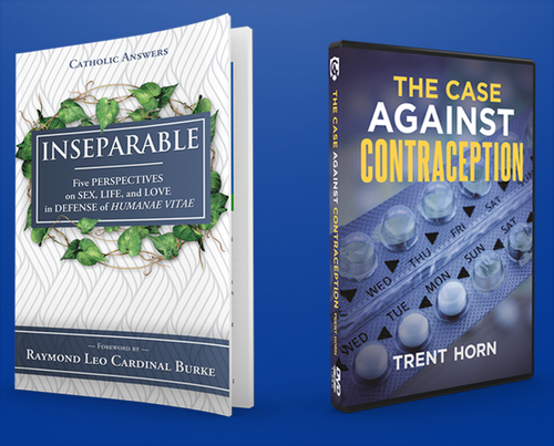 Buy The Case Against Contraception DVD, Get The Book Inseparable FREE!