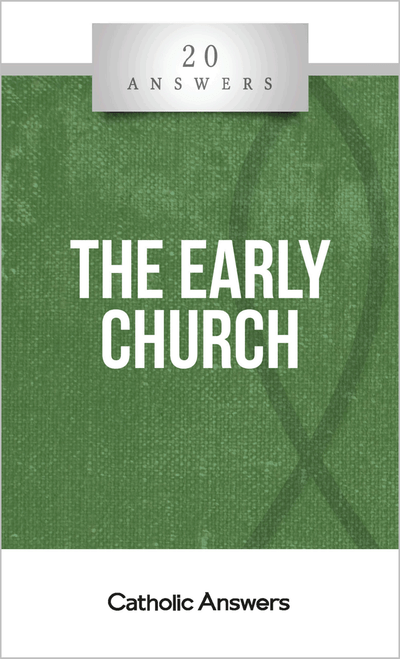 20 Answers: The Early Church (Digital)