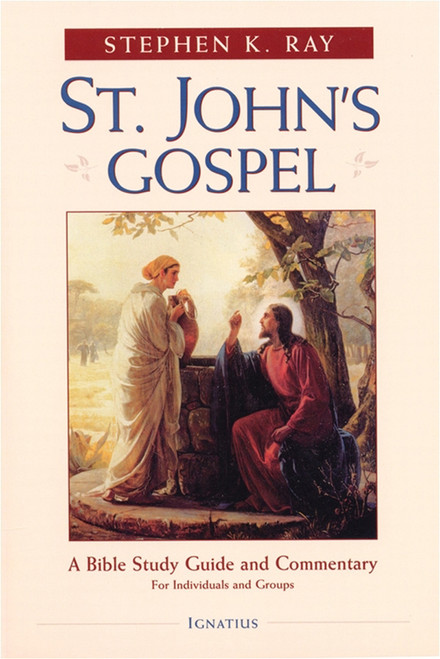 St. John's Gospel: A Bible Study and Commentary
