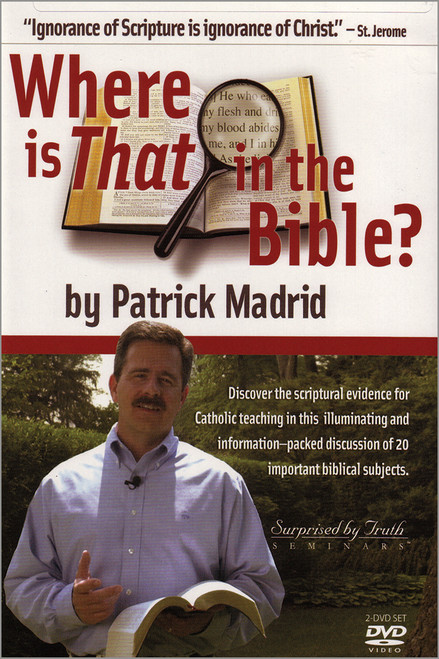 Where Is That In The Bible? (DVD)