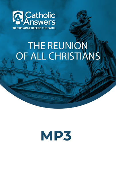 What the Reformation Was All About (MP3)