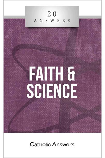 20 Answers: Faith & Science  (Digital)