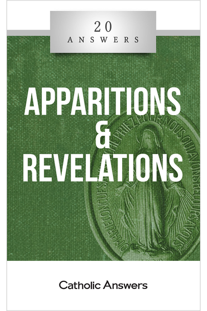 20 Answers: Apparitions & Revelations (Digital)
