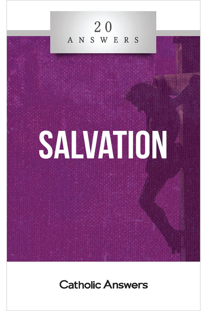 "What Must I Do To Be Saved?  How should we understand the key concepts connected with salvation?  Why did Jesus die on the cross? What are ""works of the law""?  Is there salvation outside the Church?  In this booklet you'll find smart, solid answers to these questions and many more. 20 Answers: Salvation will help you understand the Catholic view on Salvation, Justification, Penance, and much, much more.  The 20 Answers series from Catholic Answers offers hard facts, powerful arguments, and clear explanations of the most important topics facing the Church and the world—all in a compact, easy-to-read package."