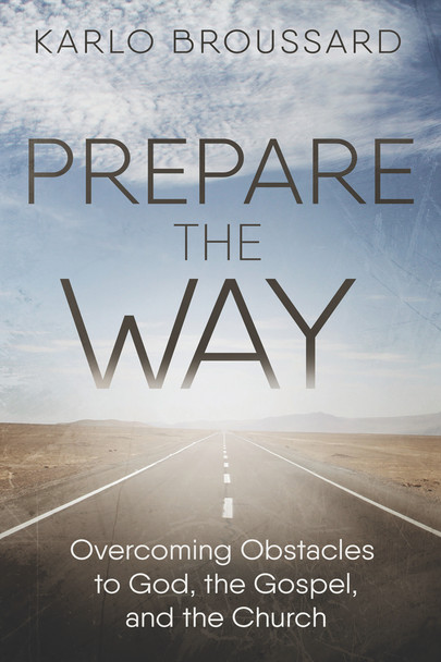 """In Prepare the Way, Karlo Broussard helps you tackle that essential first step to apologetics and evangelization: getting people to listen with an open mind.  In Prepare the Way, Karlo Broussard helps you tackle that essential first step to apologetics and evangelization: getting people to listen with an open mind.  So many in our culture today are trapped behind mental, moral, and personal obstacles that prevent them from even glimpsing God—or considering the claims of Christ and the Church. They may be earnestly seeking truth but infected with relativism. They may be otherwise open to the Good News but think that Christianity is only for people who reject science and hate women. Or perhaps they might listen to what you have to say about Catholicism—if only that religion wasn't so full of ignorance and superstition.  Even our best witness can bounce right off folks like these if we don't prepare the way first, breaking down the barriers and leaving minds and souls free to encounter the truth. So Karlo gives you not just evidence and arguments but step-by step strategies, based on asking the right questions, that you can use—along with prayer and gentle charity—to help them overcome their obstacles and make a straight path for the Lord.  """"Many Catholics are confronted by friends and colleagues with objections not only to the Catholic Church and its moral positions, but also to belief in God and Jesus. Karlo Broussard has prepared a handbook of strategies from contemporary and traditional sources for responding to 34 of the most frequently posed challenges to faith. In these clearly articulated, well-argued strategies, Broussard gives incisive responses that help Catholics to substantiate their own faith while preparing them to give reasonable and responsible answers to many authentic and sophistical objections to it. It is a valuable resource to those interested in contemporary apologetics and the new evangelization"""" - Fr. Robert J. Spitzer, S.J., Ph.D., President, """