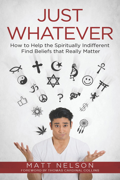 In Just Whatever, Matt takes down the building blocks of religious indifference one by one. He looks at the three different kinds you tend to encounter in your friends and family members—and maybe in yourself!—to see where they come from and why they're seductive. In their place he offers a compelling vision of a world in which it matters what you believe, who you worship, and where authentic truth and authority reside. And he helps you present that vision to others with clarity and love.
