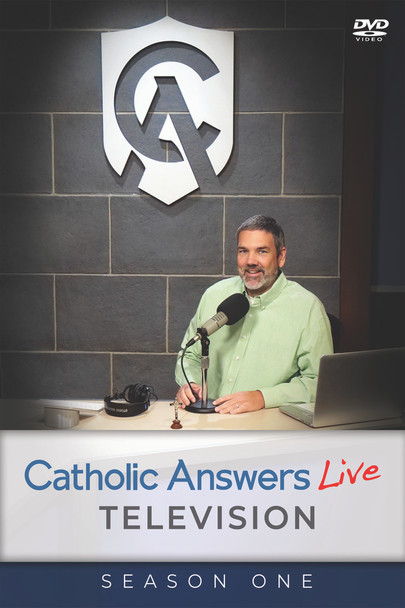 Catholic Answers Live TV: Season 1 contains all ten original episodes of Season 1 of Catholic Answers Live television show.  This fast-paced, informative program features penetrating questions from people across the nation and around the world.  Watch experts Jimmy Akin, Tim Staples, Trent Horn, Karlo Broussard and others engage in stimulating exchanges on subjects such as:      Why Satan is still around?     How does Christ's death restore our relationship with God?     How do I stay married despite challenging circumstances?     Does God create physical illness?     Are the members of any certain religion excluded from Salvation?     How can we believe God sends his own people to hell?     How can we evangelize without seeming pushy?     Why is Mary so effective in battling evil?     If there is a God who is merciful, why does he let us keep killing each other?  This two-DVD set of the premier season of Catholic Answers Live TV features lively discussions of these and many other compelling subjects.