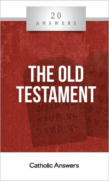 The Ancient Foundation of Our Faith  What kinds of books are in the Old Testament?  Do the laws of the Old Testament still apply to us today?  Who were some of its important priests, prophets, kings, and other major figures?  Now that we have the New Covenant and Gospels, how is the Old Testament still relevant to Christians?  Even for many believers, the Old Testament can be a dense, daunting collection of exotic names, places, and practices. Its sprawling histories can overwhelm us, its strict rules and rituals even scandalize us. 20 Answers: The Old Testament helps you make sense of it all—not only by breaking down its key themes, figures, and timelines in an easy-to-understand way but also by showing its beautiful continuity with the revelation of Jesus Christ.  The 20 Answers series from Catholic Answers offers hard facts, compelling arguments, and clear explanations of the most important topics facing the Church and the world—all in a compact, easy-to-read package.