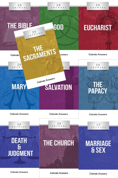 20 Answers - Faith Basics Pack